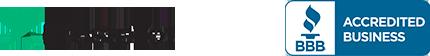 trustpilot and bbb logo