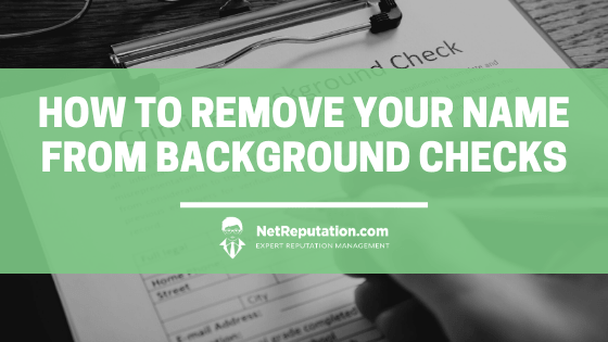 How to Remove Your Name from Background Checks-min