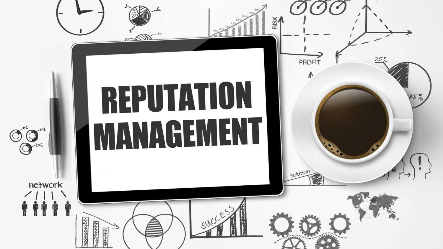 Online reputation management: What are the benefits? One of the major benefits of online reputation management is the positive word-of-mouth. Other benefits include beneficial business relationships and it encourages people to leave positive reviews. The biggest problem people face? They don't know where to start.