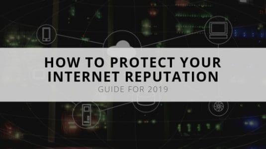 Internet Reputation Protection - NetReputation