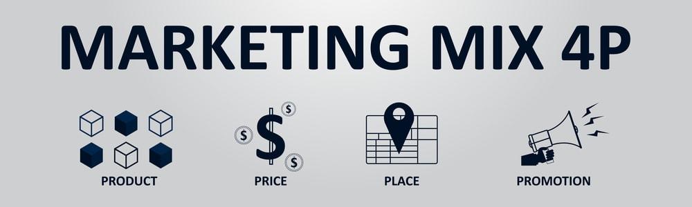 Marketing 4P's