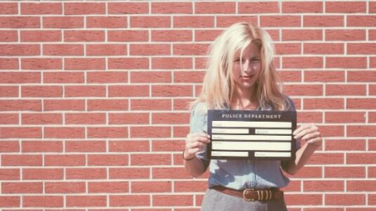 mugshot removal of blond girl