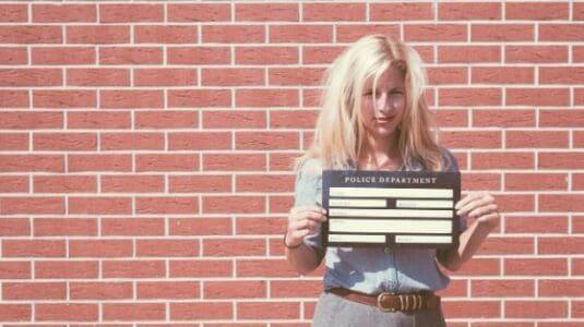 mugshot removal of blond girl