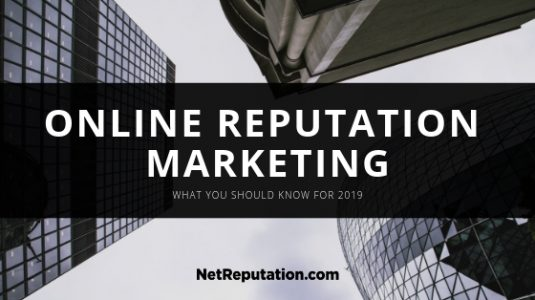 Online Reputation Marketing