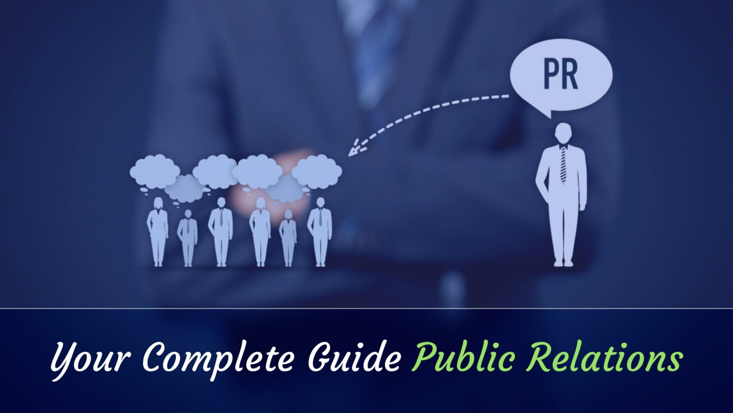 Public relations strategy guide