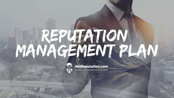 Reputation Management Plan - NetReputation