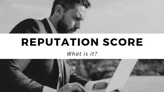 Reputation Score - NetReputation.com