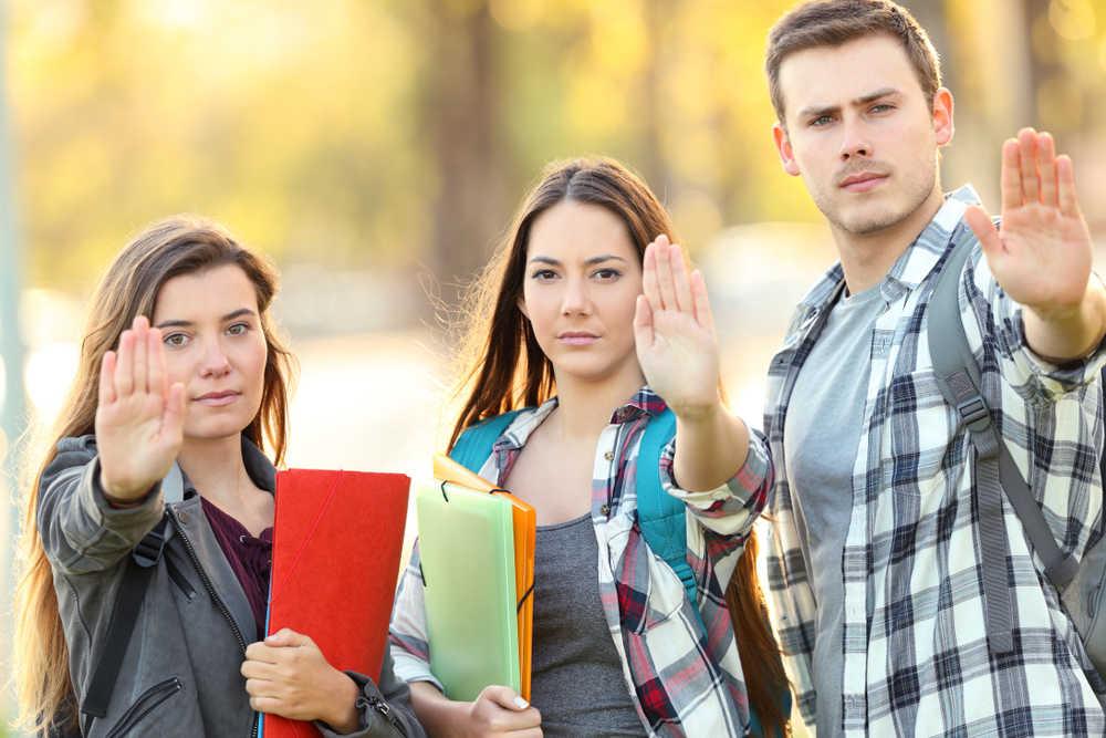 background checks denied college acceptance