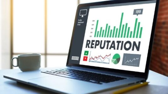 companies with best online reputation management practices