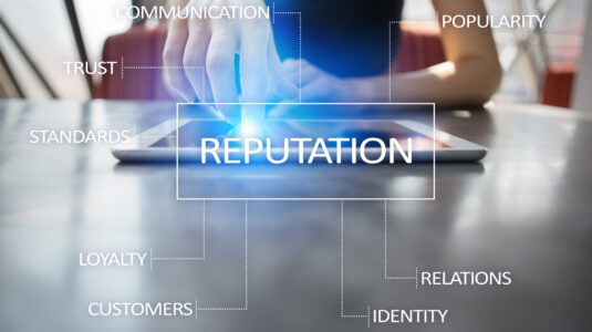 Your digital reputation has a major impact on your revenue.