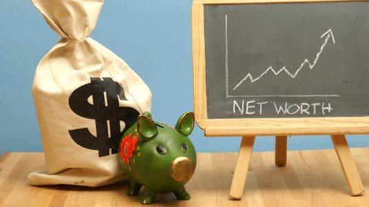 increase networth