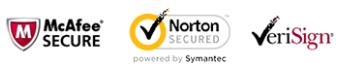mcafee secure logo