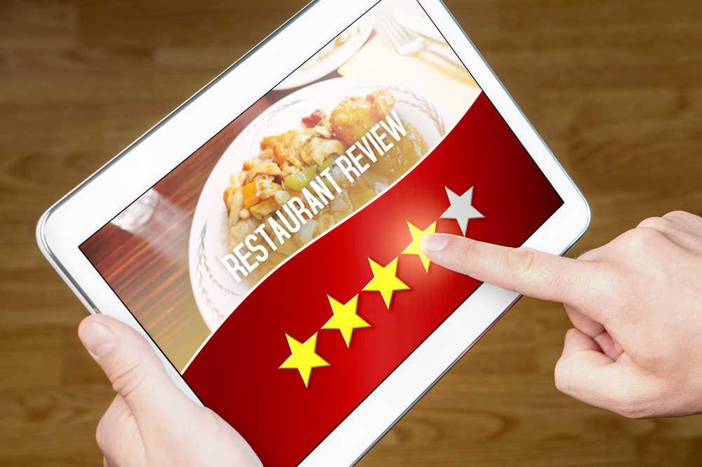 online review website