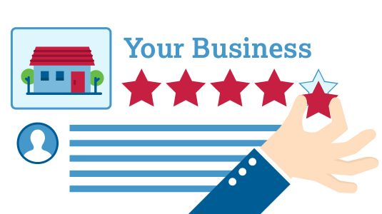 5 star business rating