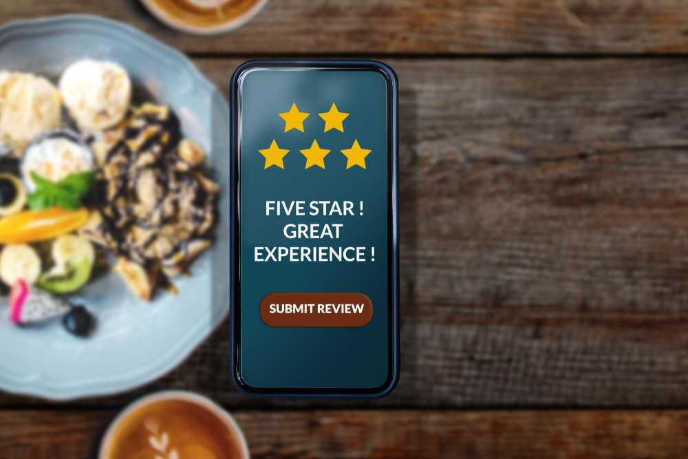 positive reputation management for restaurants