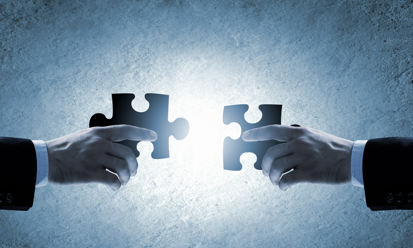 putting together a business partnership