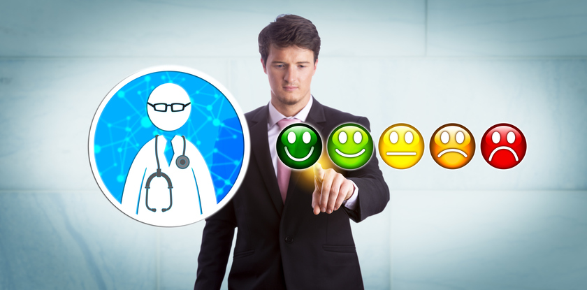 We provide reputation management for doctors and medical professionals.