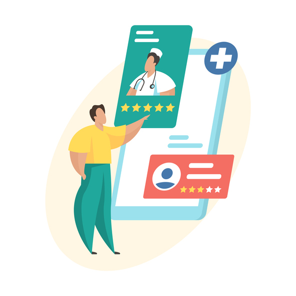 Reach more patients with reputation management for physicians today.