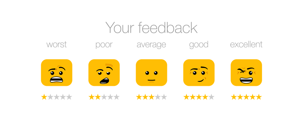 positive feedback as a way to suppress google search or review