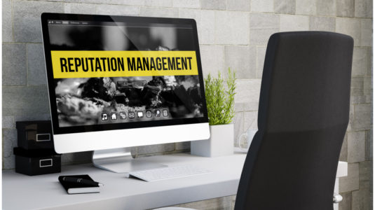 reputation management wallpaper of mac computer
