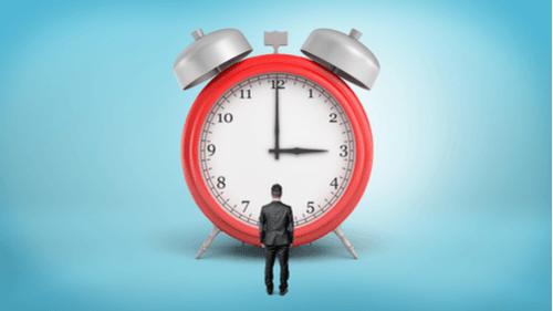 arrest record clock