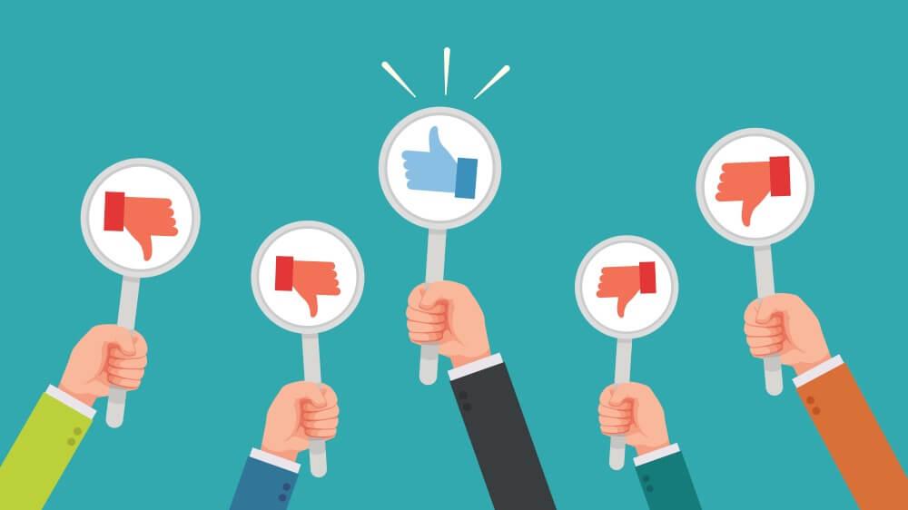 social media negatives